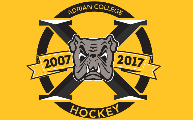 @ACBulldogHockey Formally Announces 2016-17 Schedule; By-The-Numbers Look at 10th-Season Anniversary