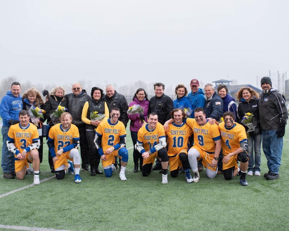 MLAX: Wildcats Wrap-up Regular Season With Senior Day Win Over Medaille.