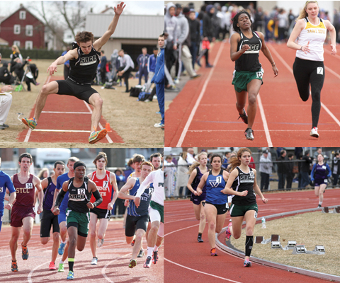 Sage's Track Teams Open a new era today