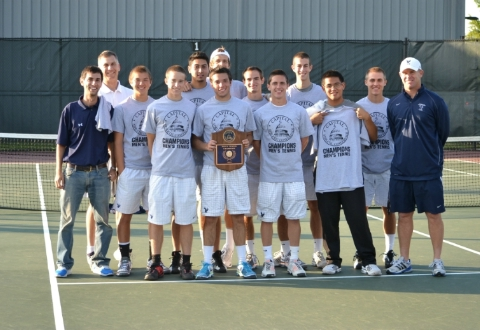 UMW Men's Tennis Captures 13th Straight CAC Crown