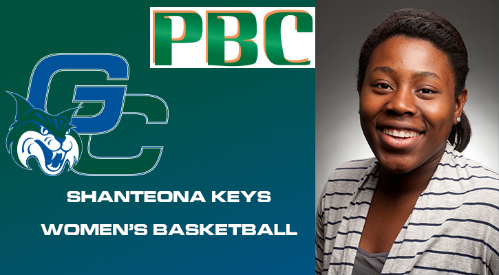 Keys Named Second Team All-PBC