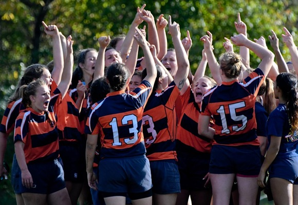 Women's Rugby to Compete in USA Rugby DII Fall Championship