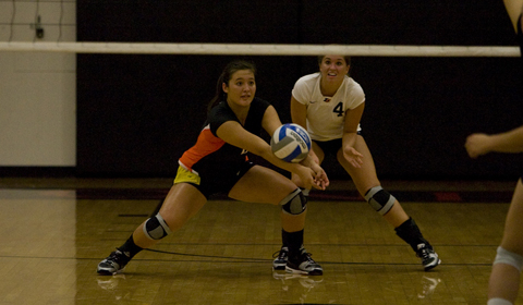 #10 Puget Sound Too Much For Volleyball