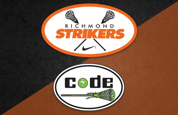 Code Lacrosse Joins the Richmond Strikers, Adding Boys Lacrosse to the Club
