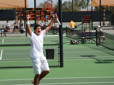 Erani Wins ITA West Region Singles Title