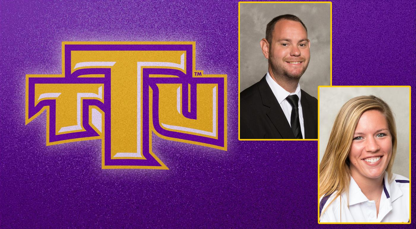 Tech welcomes David Carter, Mary Gray Johnson to athletics staff