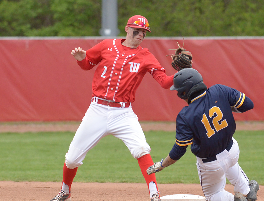 Tigers Complete Season Sweep Of Earlham From The Road