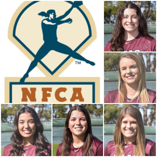 5 make Easton/NFCA All-Academic for 2017/18 season