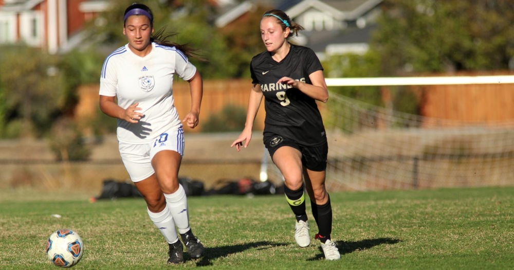 College of Marin Women's Soccer Defeats Merritt 3-0 in Season Finale