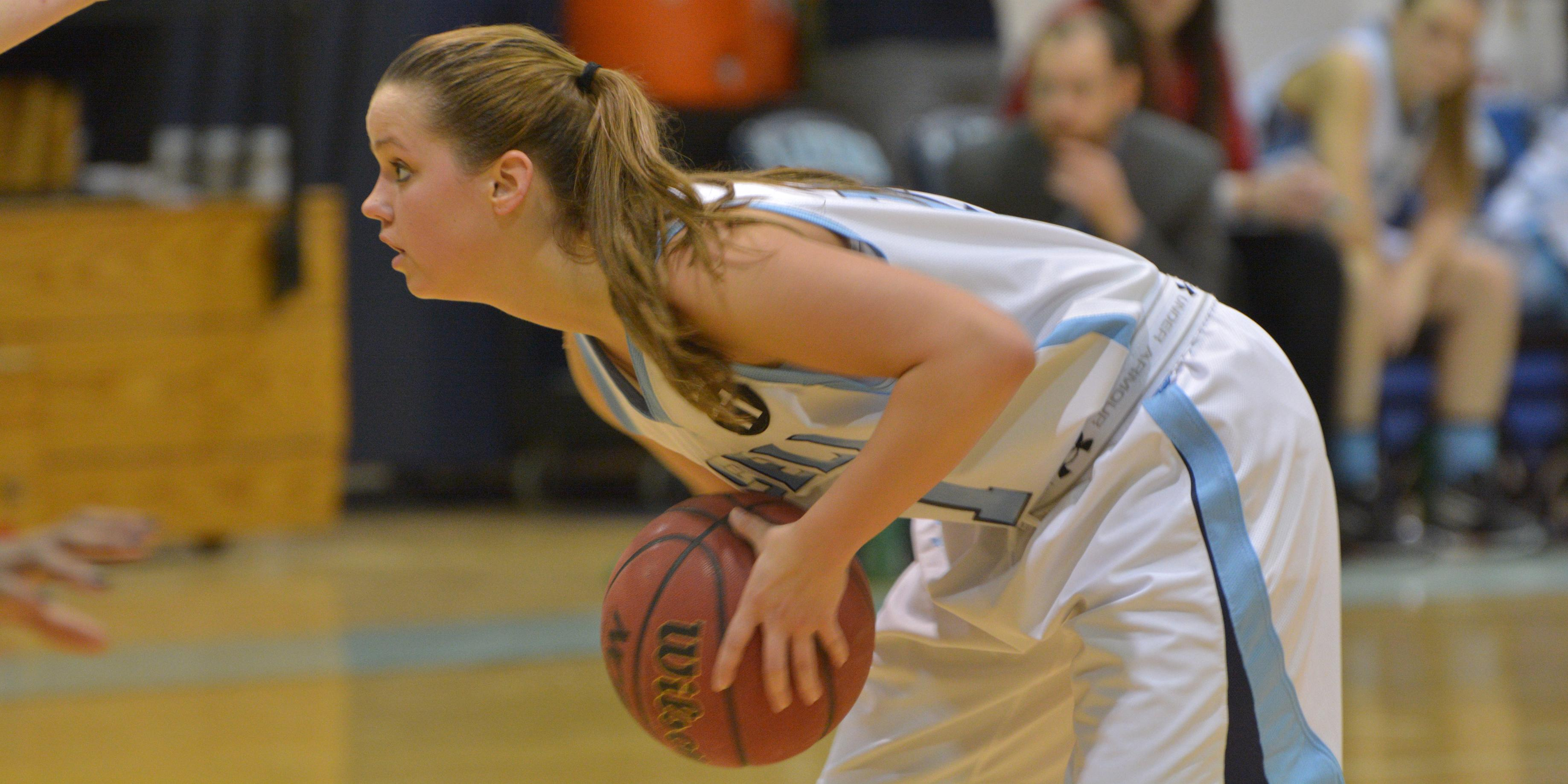 Women's Basketball Downs Panthers 60-37