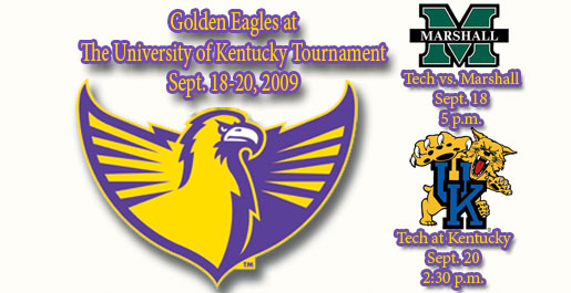 Golden Eagles to face Marshall, Kentucky at UK Tournament