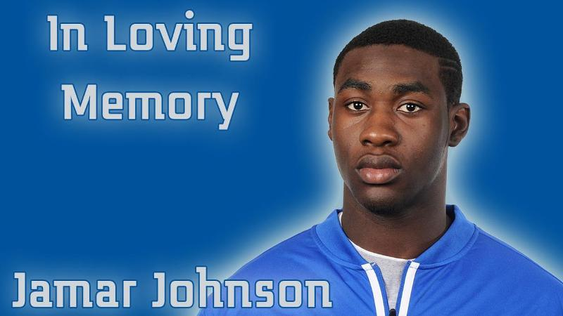 In Loving Memory: Jamar Johnson