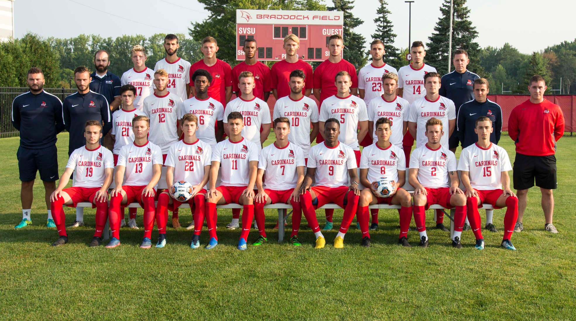 Cardinals to face Ashland in NCAA Division II Tournament's First Round