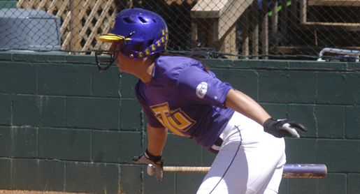 Led by pitching, Panthers take two in softball Sunday