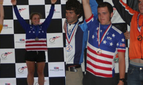 Tuttle and Cowie look to repeat as National Champions this weekend