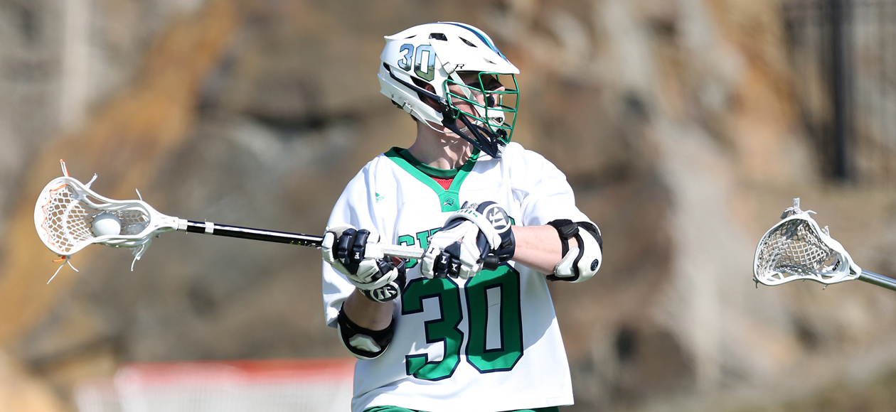 Men's Lacrosse Drops Wild One To No. 14 Lynchburg, 14-12