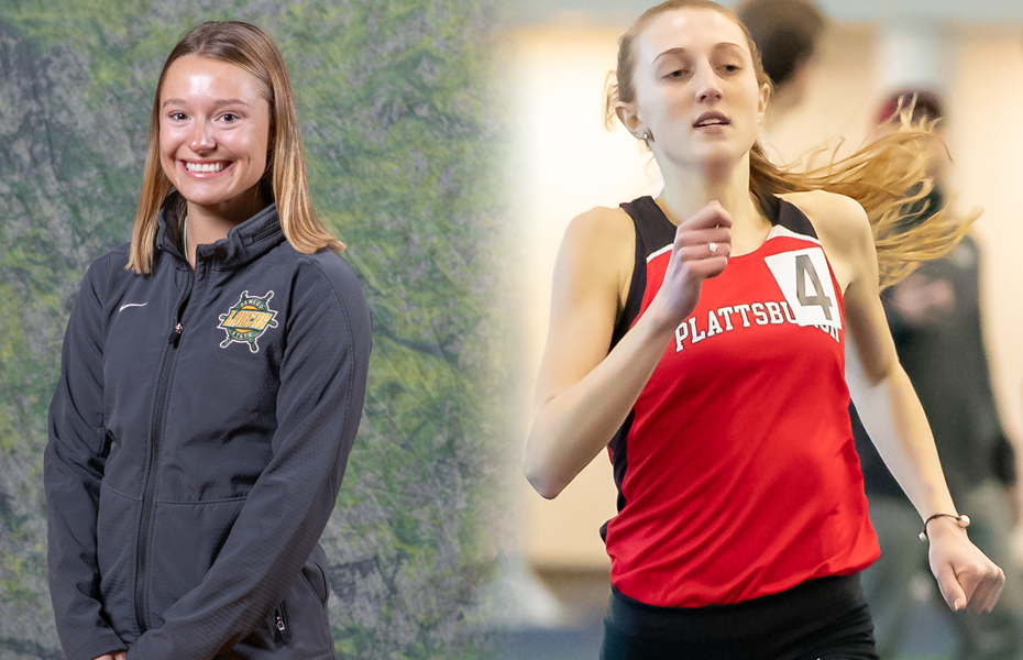 Women's Indoor Track and Field Athletes of the Week Announced