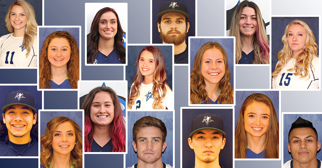 The Northwest Athletic Conference (NWAC) recently released its list of Student-Athlete Academic Excellence qualifiers and 15 Big Bend sophomores made the list.