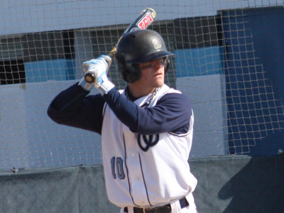 Murphy Has Four Hits in Wesley Win