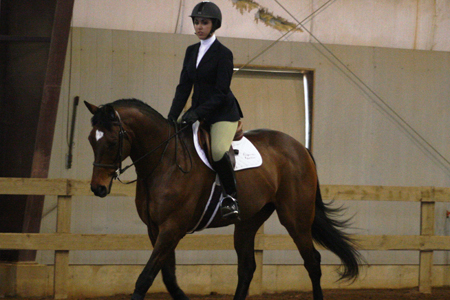 Bridgewater Riders Tie For First At Randolph IHSA Show