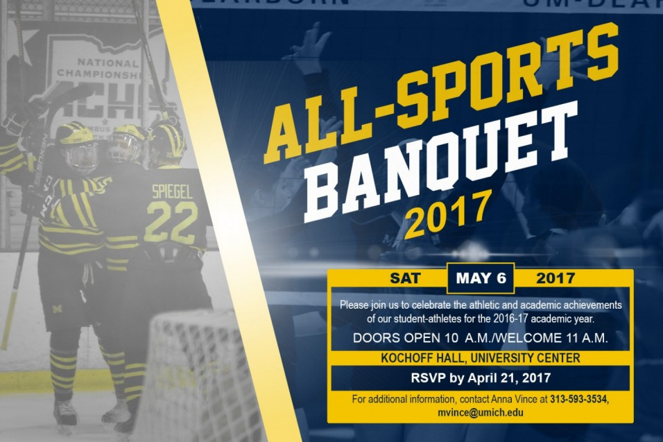 Photo for All-Sports Banquet set for May 6