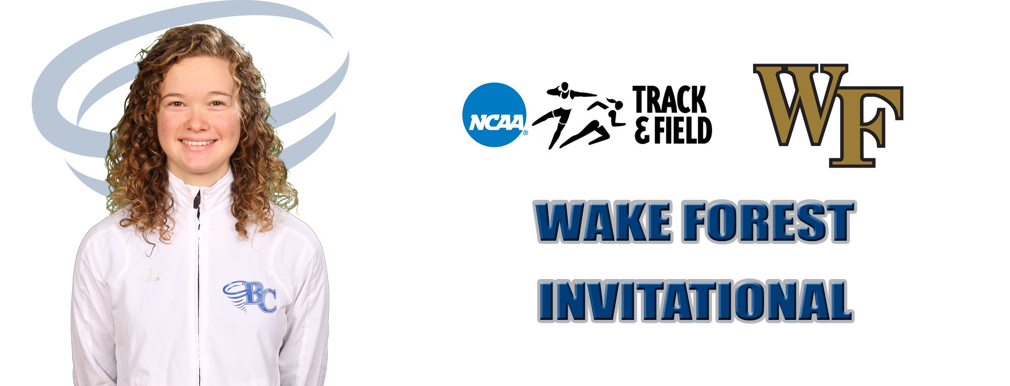 Tornados Begin Track & Field Season at Wake Forest Invitational