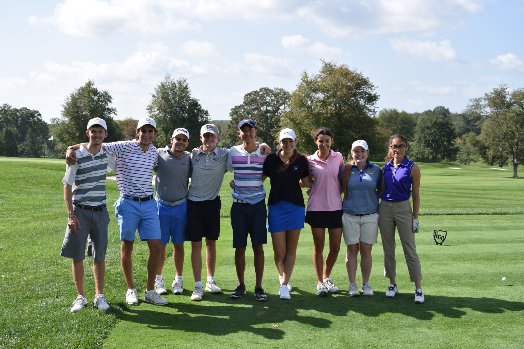 Men's Golf Places 6th at Don Scalf Memorial