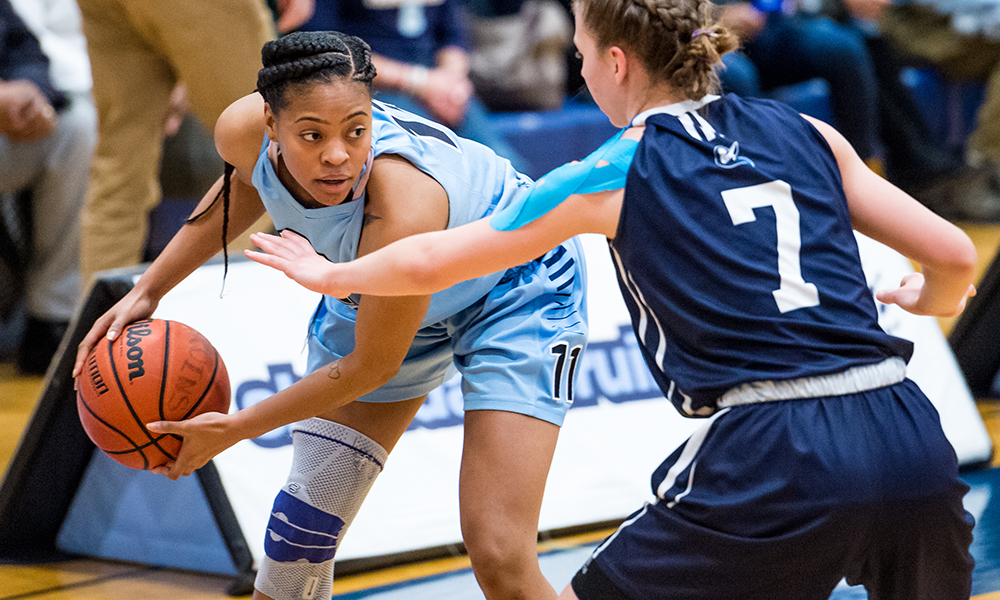 Women's basketball set for QF clash with Niagara