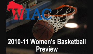 WIAC Women's Basketball Preview - Blugolds Picked to Finish Second