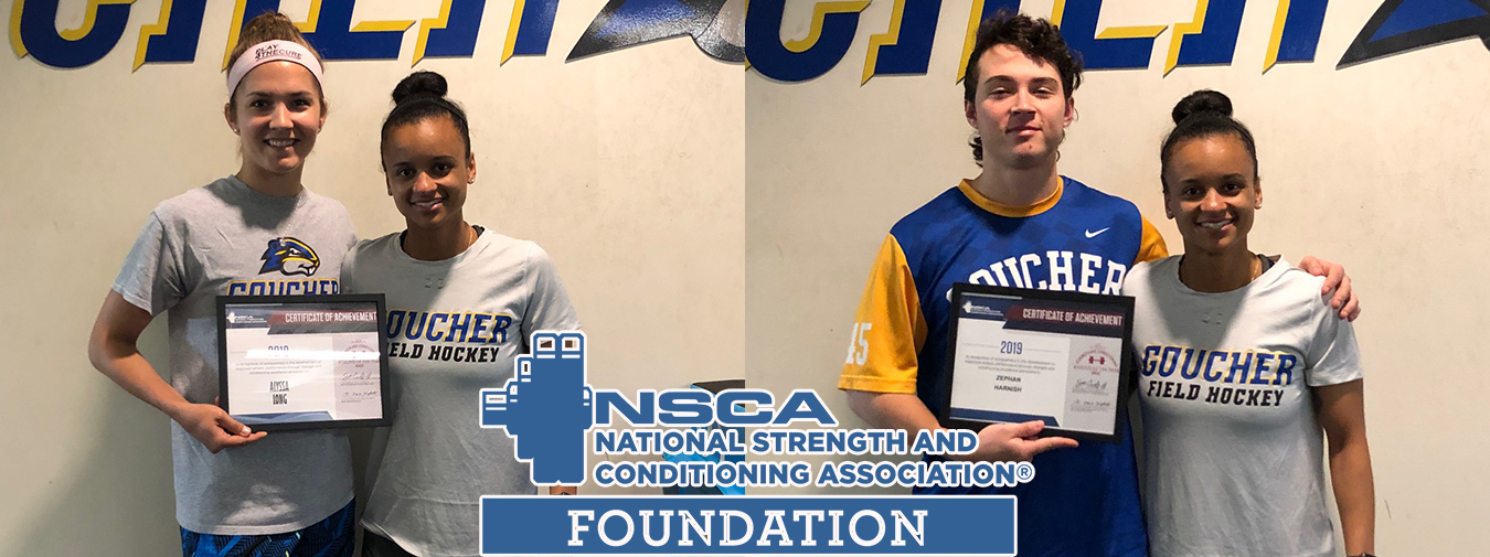 Harnish And Long Named National Strength & Conditioning Association Lacrosse All-Americans