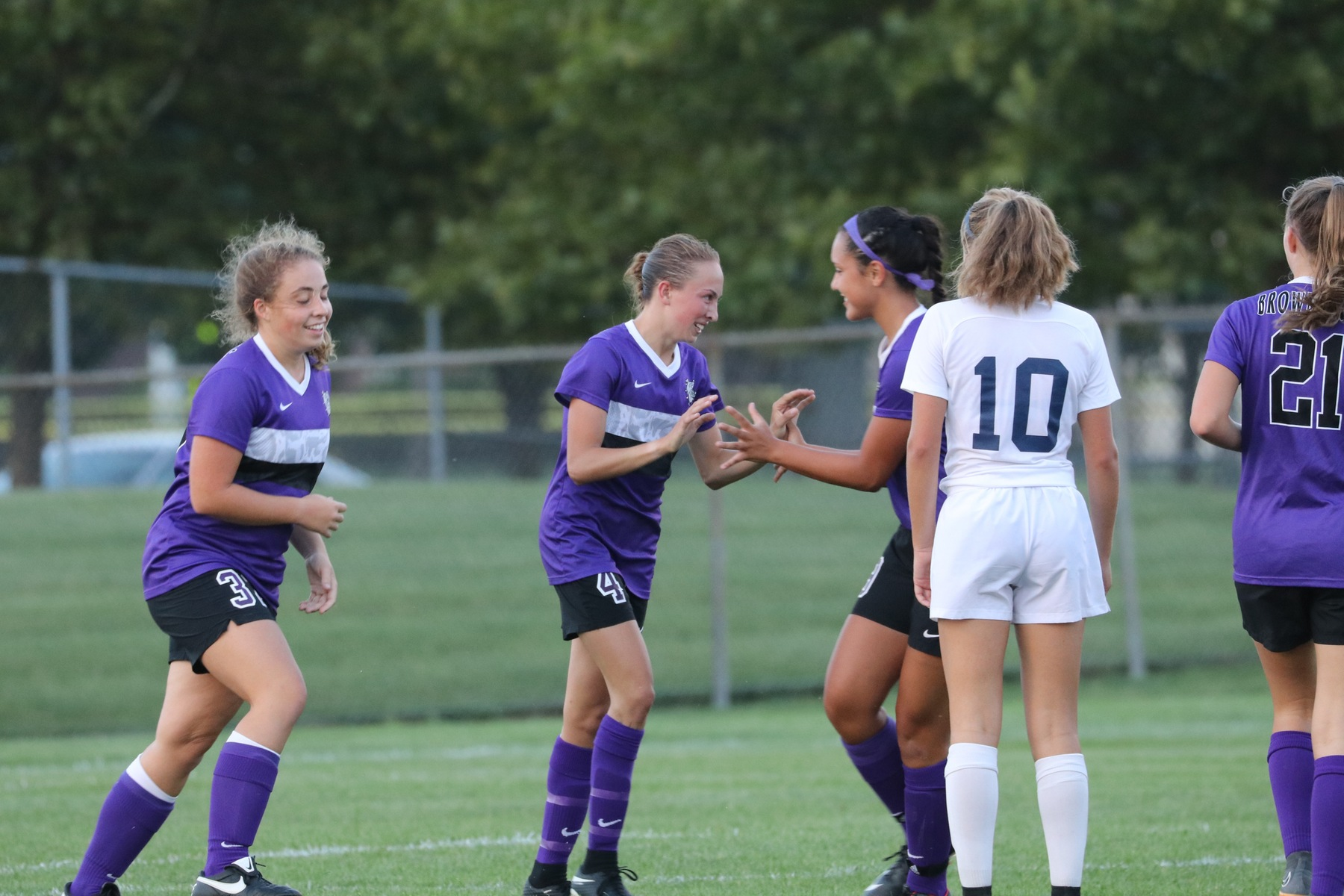 Girls' Soccer Tops Sylvania Northview (OH)