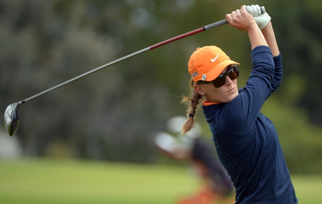 Women's Golf Sets Its Sights on Big West Championship