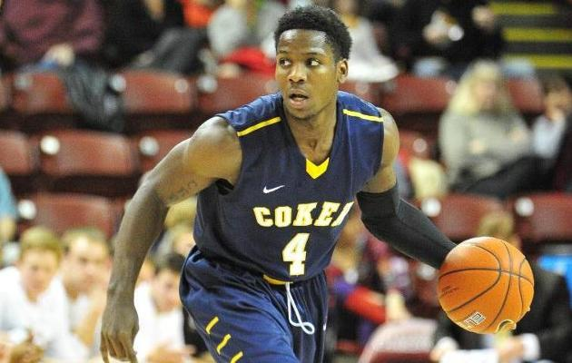 Coker Overpowers Catawba 101-82