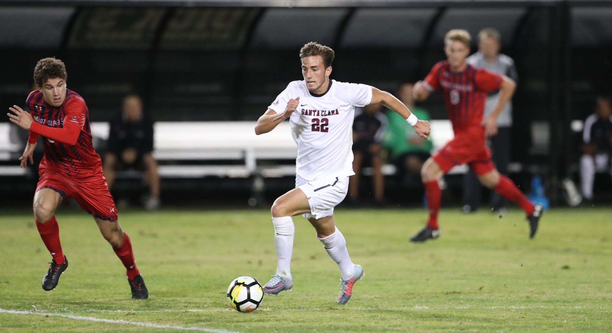 Men's Soccer Hosts Pacific In A Midweek Contest