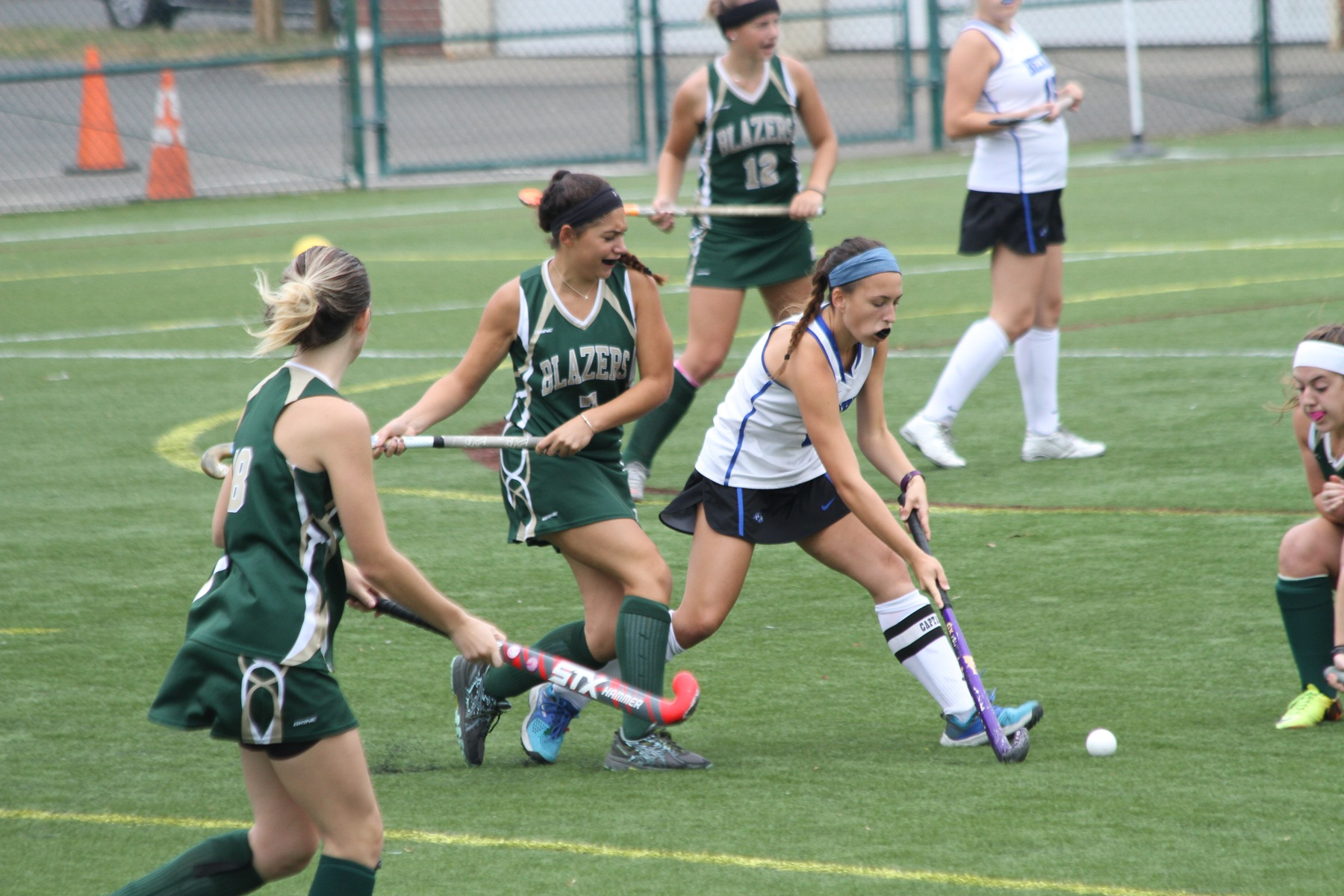 Wheelock Edges Field Hockey In Regular Season Finale