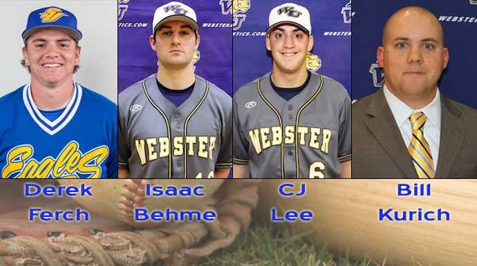 Spalding's Ferch and Trio of Gorloks Top SLIAC Baseball Individual Honors