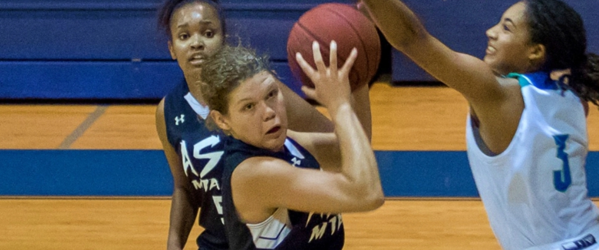 Balanced Scoring Attack Leads ASA Miami Women Over Trinity College