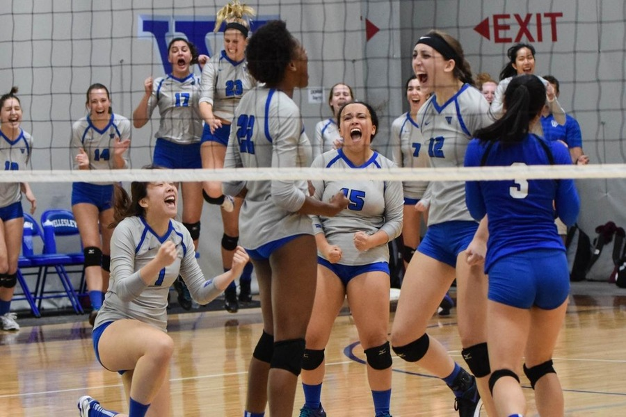 Wellesley will play in the NEWMAC title match for the first time since 2013 (Julia Monaco).