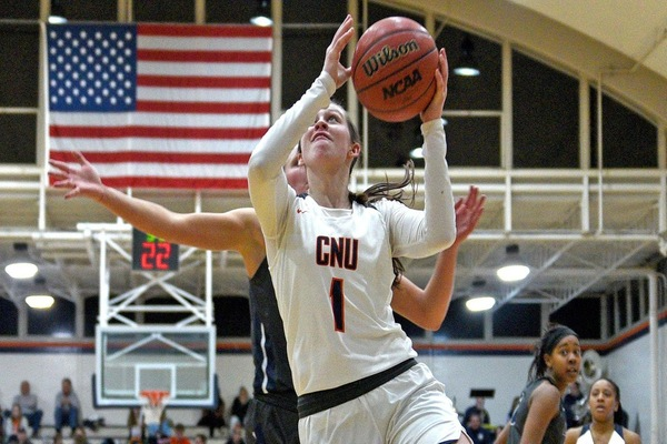 Marosites tallies 20th double-double as LMU bounces C-N from SAC Tournament