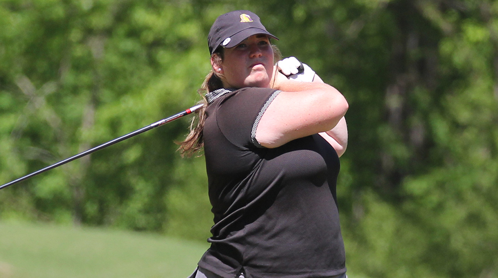 Golden Eagles ranked sixth after first day of OVC Championships
