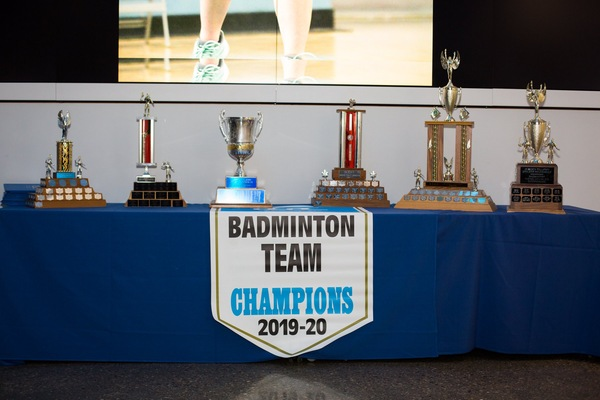 NAIT Ooks and Concordia Thunder dominate podium at the ACAC Badminton Championships