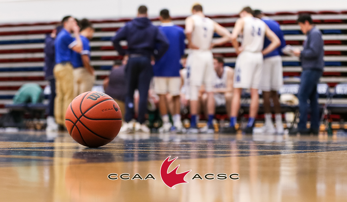 CCAA: National Basketball Championships Canceled