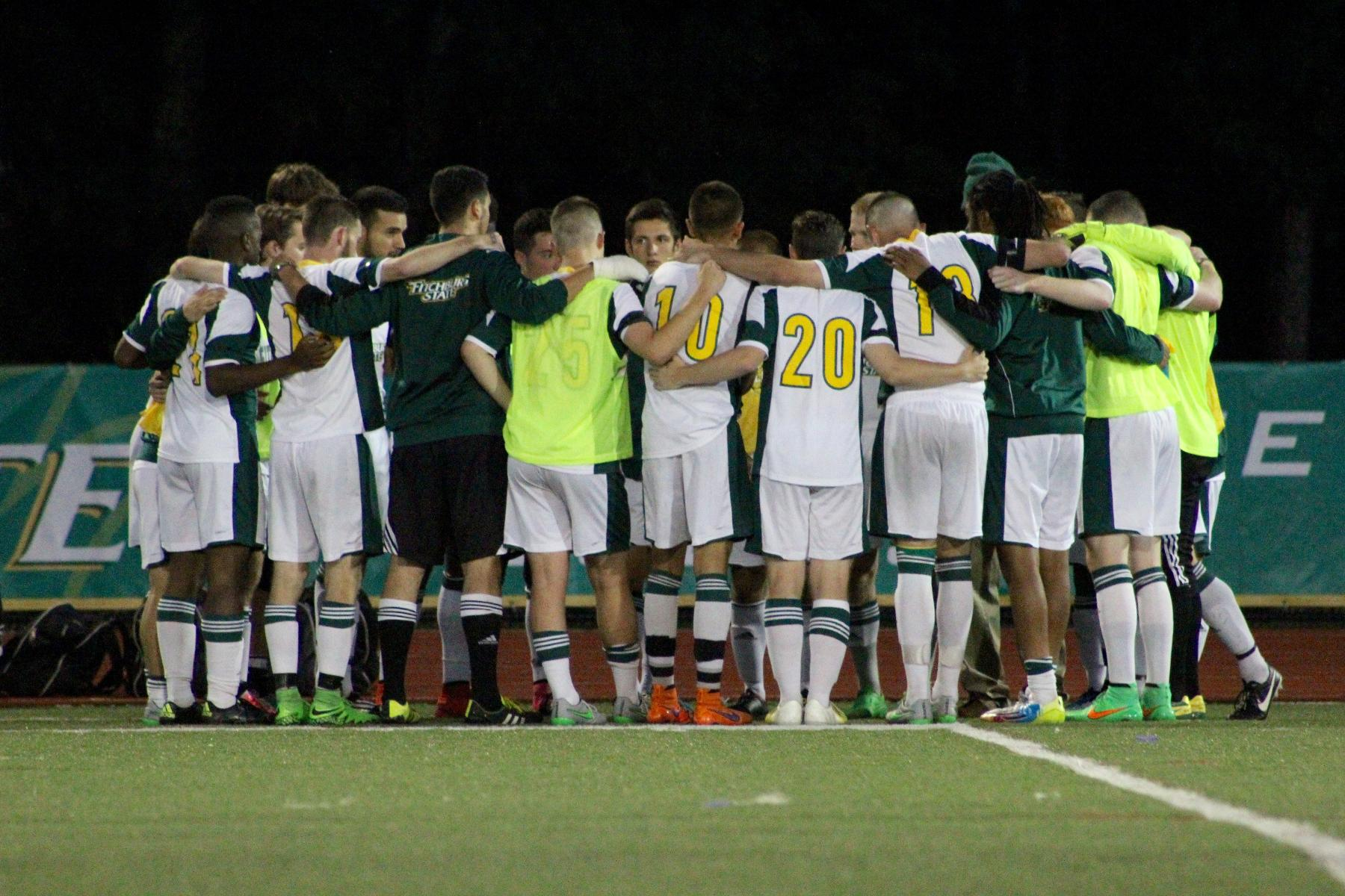 Fitchburg State Upended By UMass Dartmouth, 5-0