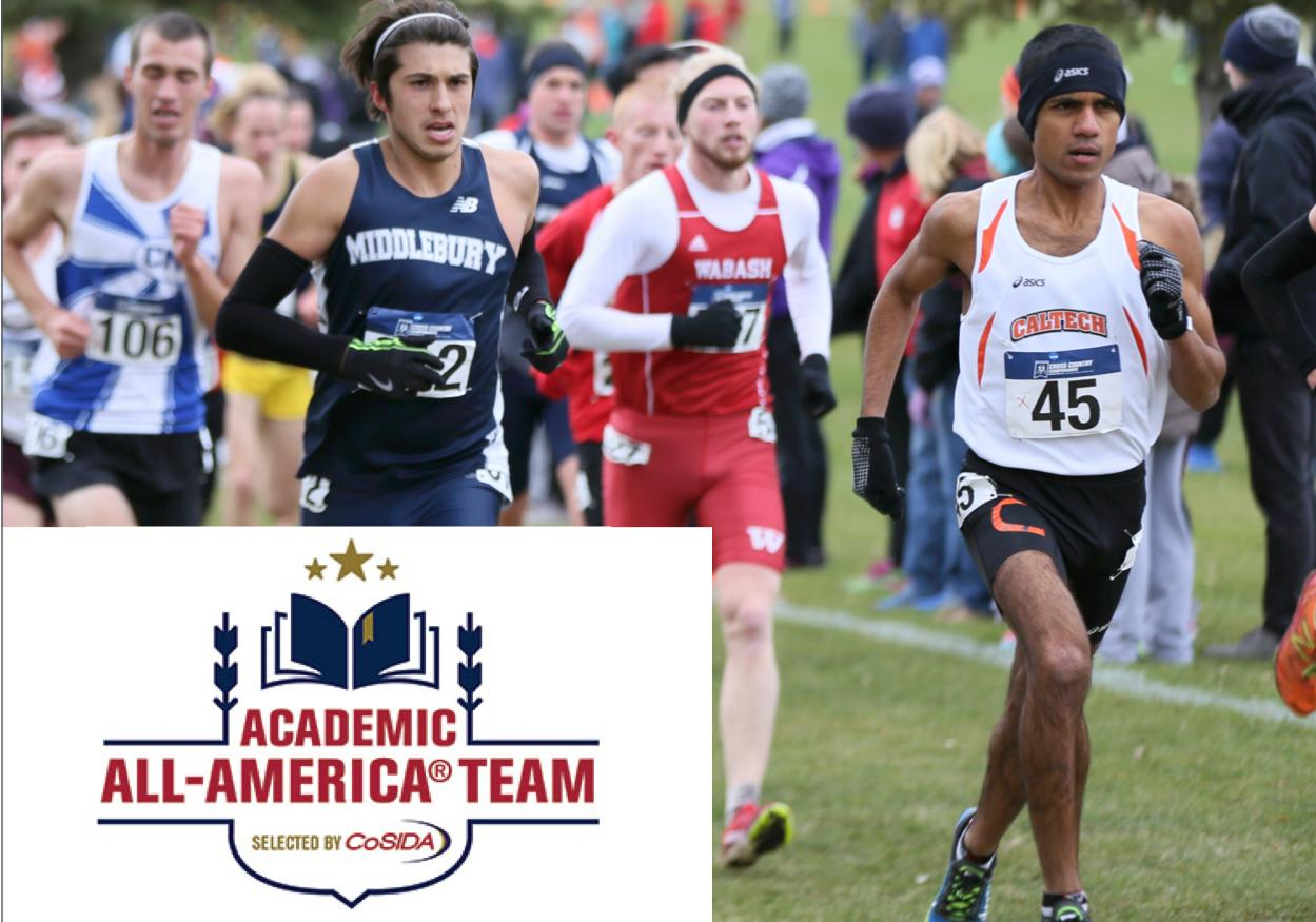 Bhagavathi Earns Second Academic All-America Honor
