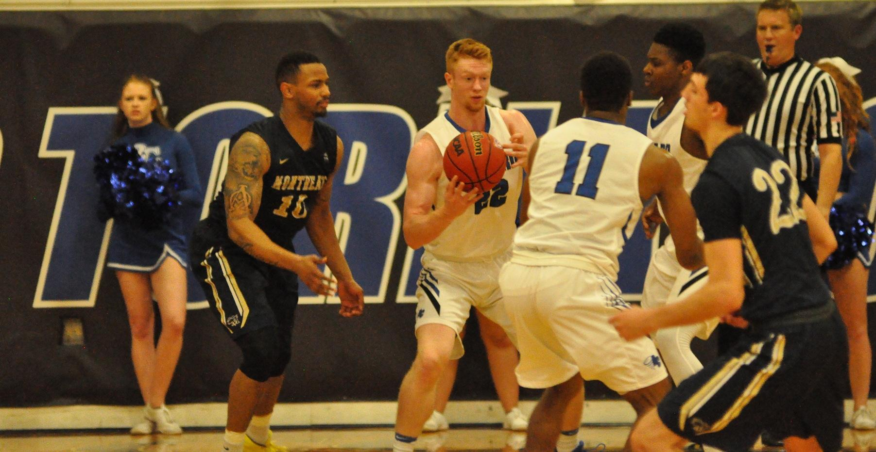 Montreat Downs Tornados 103-78