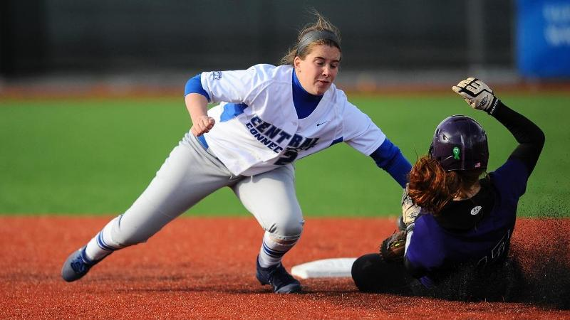 Softball Tops Providence 10-2 in Six Innings