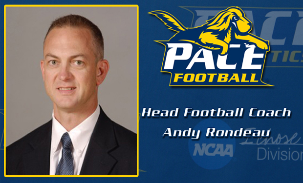 Pace University Names Andrew Rondeau Head Football Coach