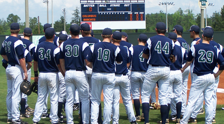 GC Baseball Places Sixth in PBC Preseason Poll