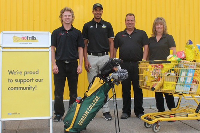 CCAA teams with Conroy's No Frills for Driving 4 Food Banks