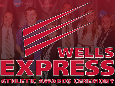 Wells Student-Athletes Honored At Athletics Awards Ceremony